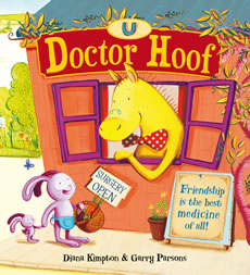 Doctor Hoof cover